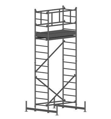 Alluminium Scaffolding